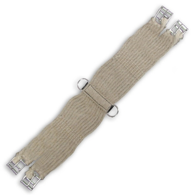 Montana Cincha English Girths - Natural Mohair